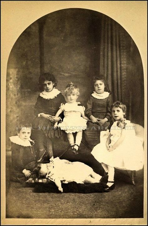 { The Seventh Cloud }: Post-mortem photography : The art of immortalizing Pt. 3…