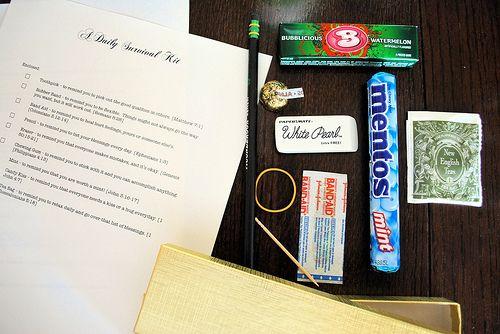... Kits, Daily Survival, Pastor Survival Kit, Church Appreciation Pastor