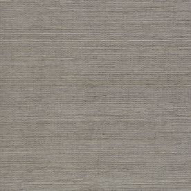 Powder Room by kitchen   allen   roth Grey Grasscloth Unpasted Textured Wallpaper