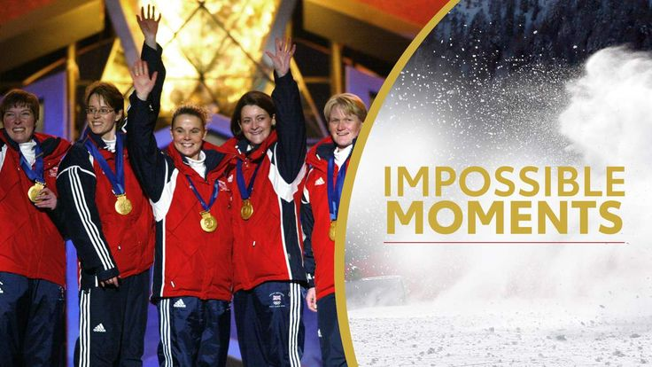 The Olympic Winter Games is where the Impossible happens. Relive those moments where athletes left us awestruck.  How five unassuming Scottish housewives won Great Britain's first Winter Olympic gold medal in 18 years at the 2002 Salt Lake Games.