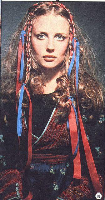 70s gypsy    Bohemian chic 1976 by Silverbluestar on Flickr.