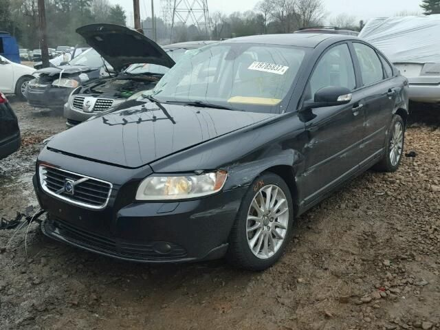 2004 2007 Volvo S40 Front Bumper Cover Navy Blue 30657005 Products