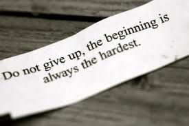 for everyone starting out: Don'T Give Up, Remember This, Stay Strong, Sotrue, Truths, Fortune Cookies, So True, Inspiration Quotes, True Stories