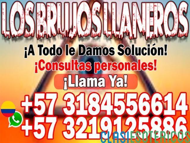 CONSULTAS PERSONALES EN BARRANCA, DAMOS LA CARA. LLAMENOS YA! +573219125886, BRUJOS LLANEROS.. Bucaramanga #Clasiesotericos Colombia