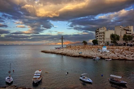 Piraiki, Piraeus, Greece