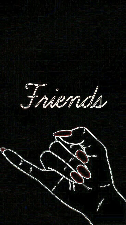 Arriere Plans Emoji Pour Telephones In 2020 Best Friend Wallpaper Friends Wallpaper Friendship Wallpaper