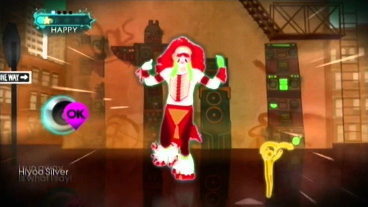 Just Dance 3 The Sugarhill Gang Apache Jump On It