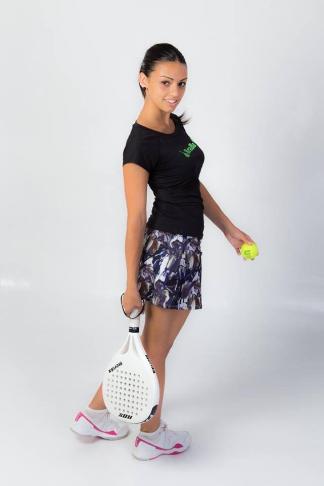 Falda Padel - Tenis Modelo Art