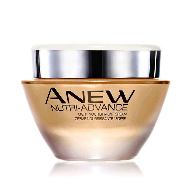 Anew Nutri-Advance könnyű állagú tápláló krém - AVON termékek