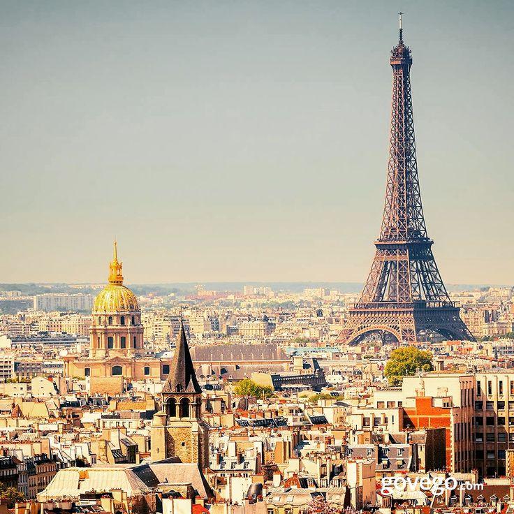 Dünyanın en meşhur yapılarından biri, 324 metrelik yüksekliği ve 10.100 tonluk ağırlığıya bu Eyfel Kulesi, Fransız devriminin 100 yıl kutlamalarında Paris fuarının giriş kapısı olarak kullanılmak üzere yapılmış ancak herkes onu koca bir demir yığını olarak görmüş hatta yıkılsın istenmiş. Ancak daha sonra telgraf anteni görevi görmesine karar verilen bu yapı Dünya'nın en gözde yapılarından biri haline gelmiş ✈️ -------------------------- govego.com/ucak-bileti