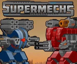 Super Mechs Unblocked Games Online Games Fighting Games