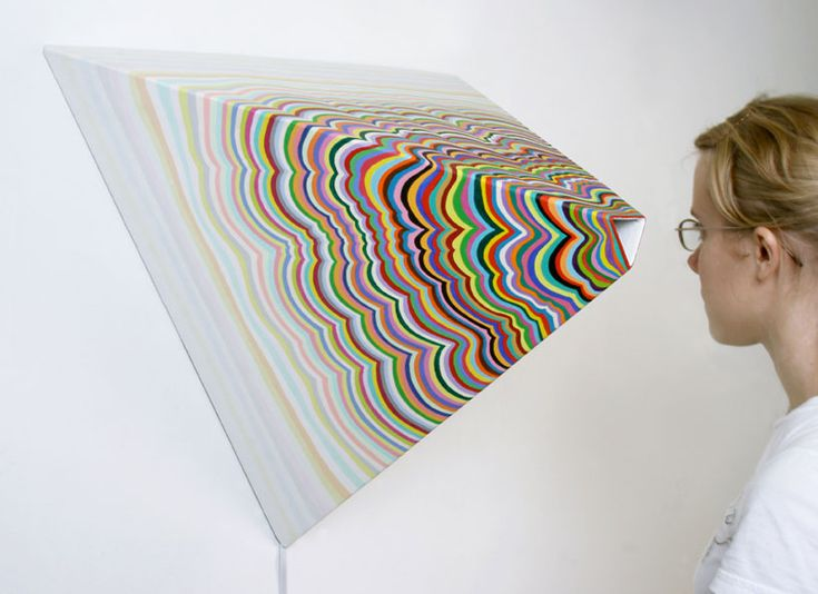 Best Jen Stark Images On Pinterest Paper Art Paper - Mesmerising hand crafted paper sculptures jen stark