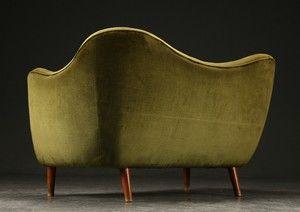 Finn Juhl. Overpolstret sofa | Lauritz.com