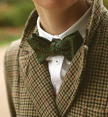 Tweed - it's all in the detail. http://annabelchaffer.com/