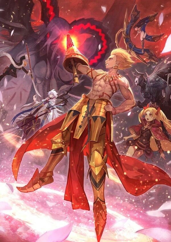 in what ways is gilgamesh a heroic character