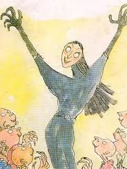 Quentin Blake & Roald Dahl 'Witches.'