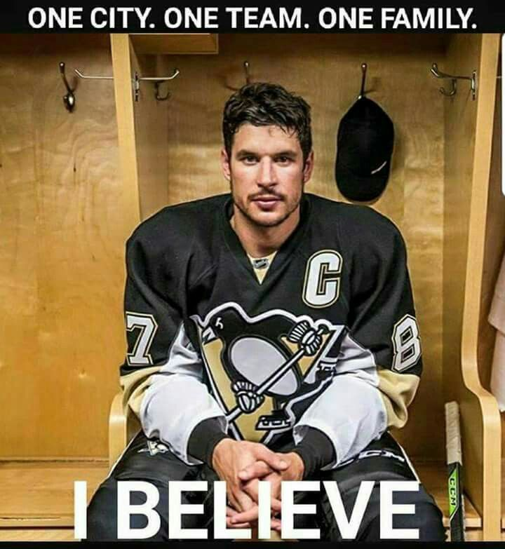 Do you believe in Pittsburgh Penguins!?