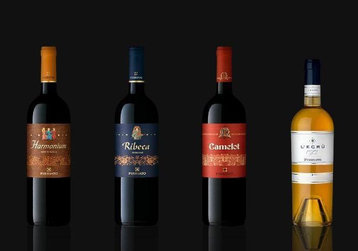 #VINI #FIRRIATO. Pregiati vini siciliani contenuti in un elegante cassetta in legno. http://www.egolden.it/prodotti_tipici/contents/it/p217.html