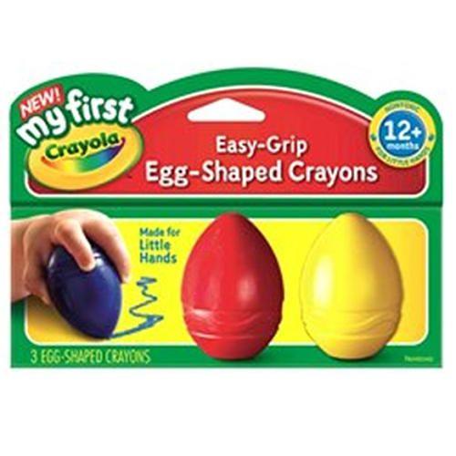 "My First Crayola Egg Shaped Crayon - Crayola - Toys ""R"" Us $6"