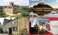 2016 Downton Abbey Sweepstakes