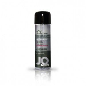 Krem do golenia dla mężczyzn - System JO Men Shaving Cream Unscented 240 ml Bezwonny - Świat-Erotyki.pl