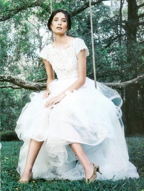Harper's Bazaar Brazil Bride Magazine