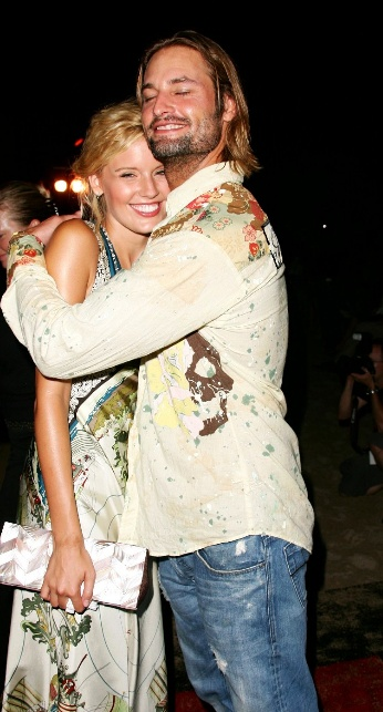 Maggie Grace and Josh Holloway | People | Pinterest | Lost ...