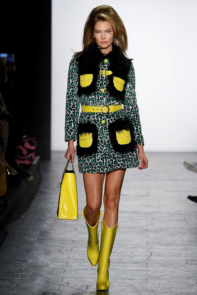 Jeremy Scott - NYFW Fall/Winter 2016-2017 - so-sophisticated.com