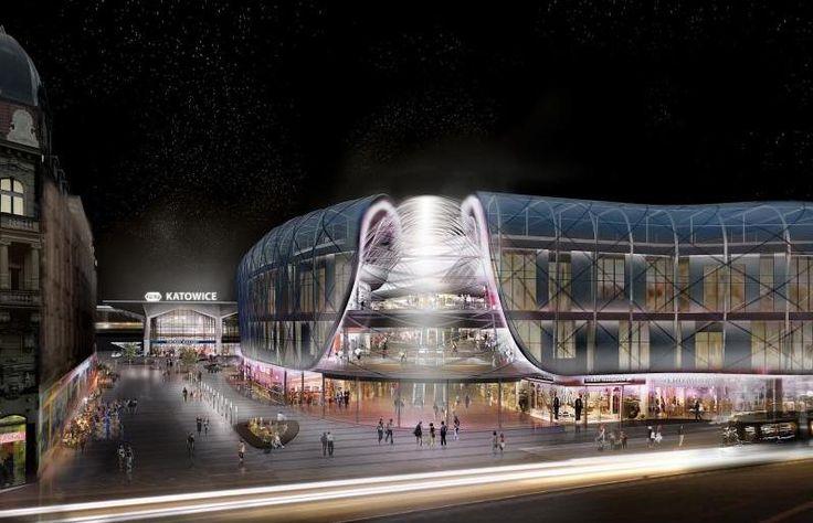 Katowice - the future