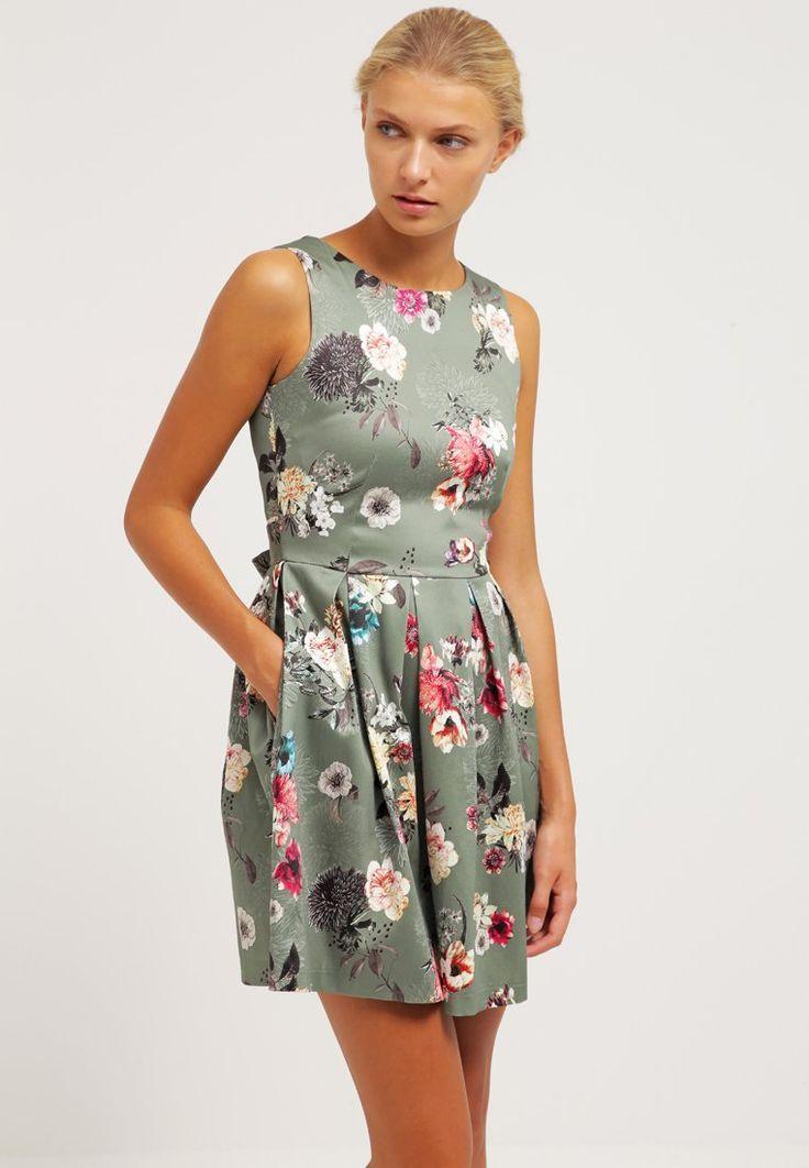 Closet Sukienka letnia - Autum Bouquet - Zalando.pl