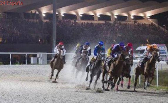 Las Noches del Hipódromo: carreras, gastronomía, música y copas con las mejores vistas de Madrid