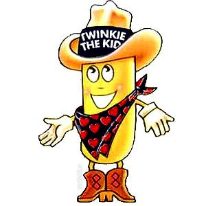 We were disappointed to see Twinkies' mascot Twinkie the Kid come out of retirement last month. Hostess shouldn't be using a character that appeals to kids to promote junk food!