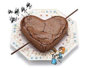 Une très bonne recette de #gâteau au chocolat