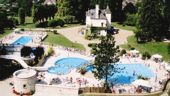 Le Chateau Des Marais - Loire