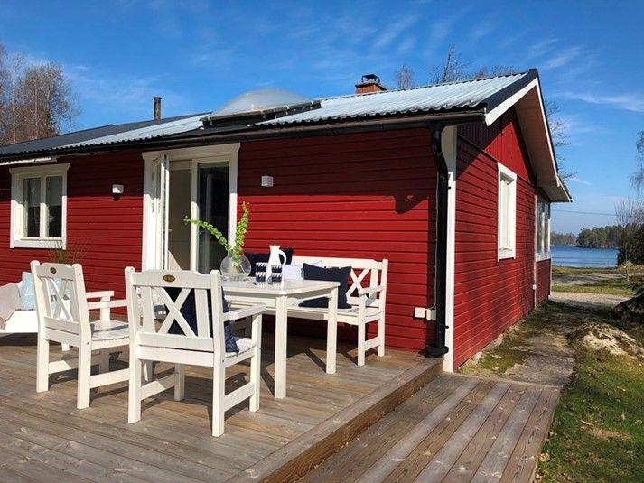 Urlaub Im Ferienhaus In Schweden Zu Mieten In Der See Und Meer Landschaft Blekinge 2394 7 Vakansiehuis In 2019 Outdoor Decor Home Decor Decor