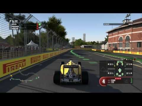 #03 | F1 2016 | Karriere | Rennen Australien | German | 4k/HD|