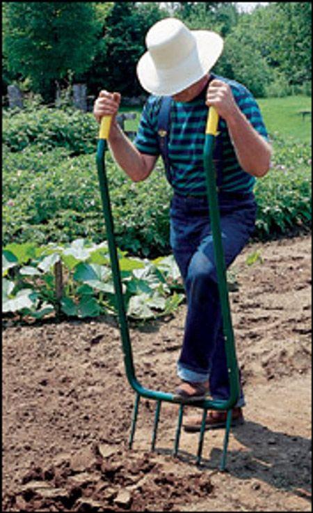 broadfork garden tool | Pitch That Fork, And Get A Broadfork