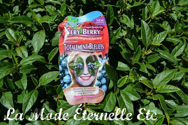 Montagne Jeunesse Very Berry Face Masque