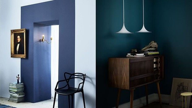 Stunning ideas for using colour in your home