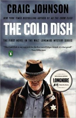 The Cold Dish (Walt Longmire Series #1) (TV Tie-In) I love the tv series, but as always, the book is better!