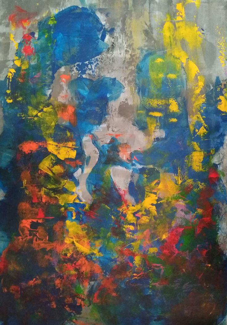 Family by Pınar Akbaba Tuval üzerine Akrilik / #AcryliconCanvas 72cm x 96cm 3.500₺ / 1.000$   #gallerymak #sanat #resim #soyut #sergi #iksv #artistanbul #tablo #gününkaresi #gununfotografi #artlovers #artlife #worldofart #contemporaryart #artgallery #abstractpainting #abstractart #modernart #artcollector #fineart #instaart #abstractexpressionism #painter #artofvisuals #painting #acrylicpainting #contemporary