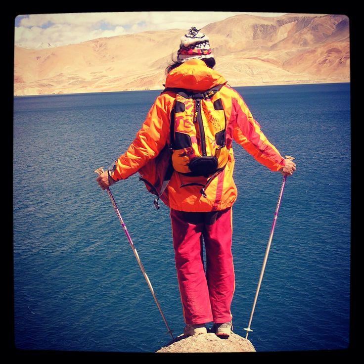 Trekking in Ladakh!
