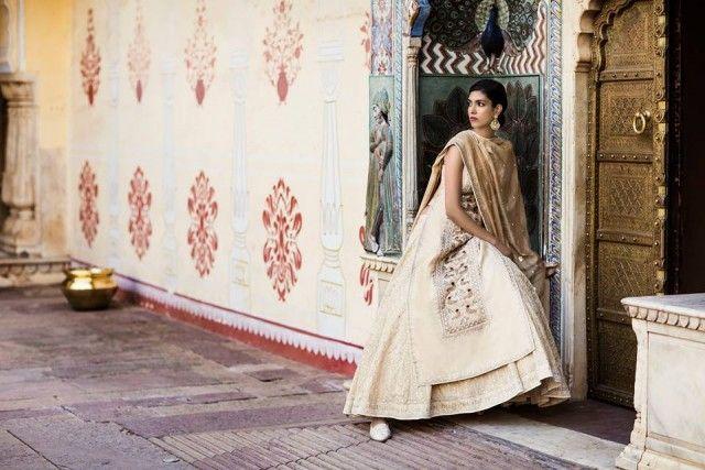 La rivoluzione (sostenibile) della moda indiana Anita Dongre