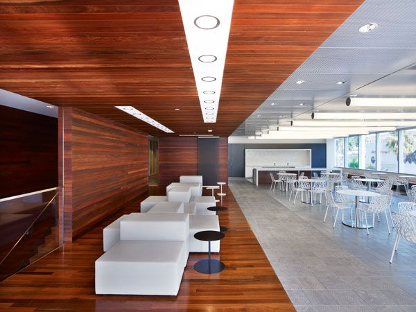Metro Goldwyn Mayer Corporate Headquarters In Los Angeles By Interior Architects Photography By