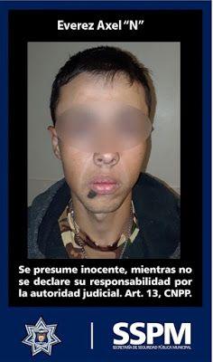 SEMANARIO BALUN CANAN: Policía Municipal asegura a hombre señalado de les...