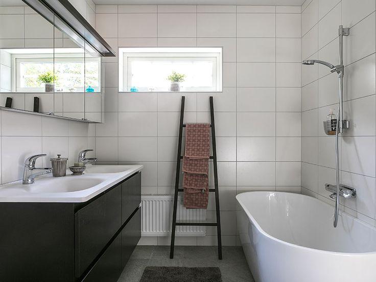 Stort 2-planhus i klassisk svensk stil - Ängsö från Myresjöhus