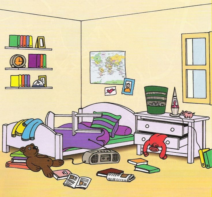 Description de la chambre