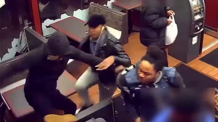White Man Brutally Assaulted at Fast Food Eatery After Offering to Help Pay for Meal