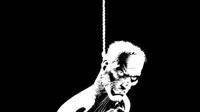 BW Black Sin City Frank Miller HD Wallpaper