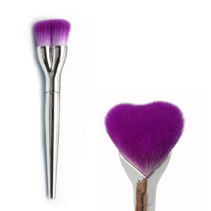 Find More Makeup Brushes & Tools Information about Small size heart shape brush, Cosmetic brush , Blush brush,make up brush.,High Quality brush steel,China brush viewer Suppliers, Cheap brush bottle from iBeauty Models on Aliexpress.com